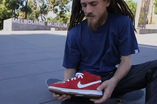 Lewis Marnell Nike Pro Sb 1