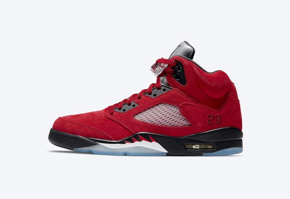 Air Jordan 5 'Raging Bull'