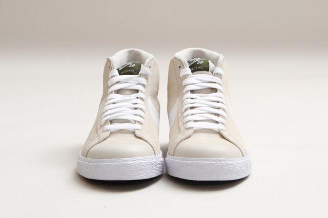 Nike Sb Blazer Prem Ltorewood Brown 1