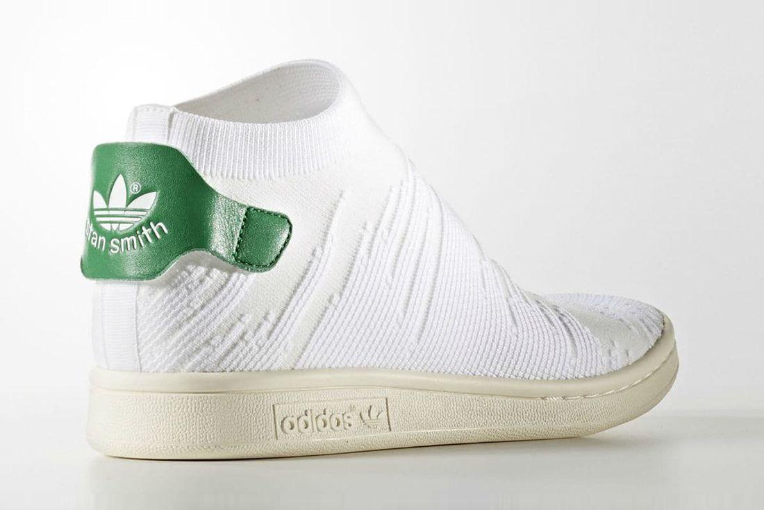 Adidas Stan Smith Sock Primeknit 9