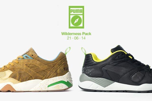 Size Puma Wilderness Pack 8