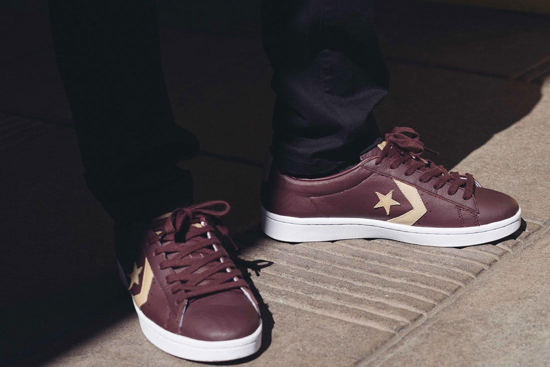 Converse Debuts New Pro Leather '76 Collections 3