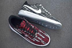 Nike Lunar Force 1 Holiday Pack Jacquard Bump Thumb