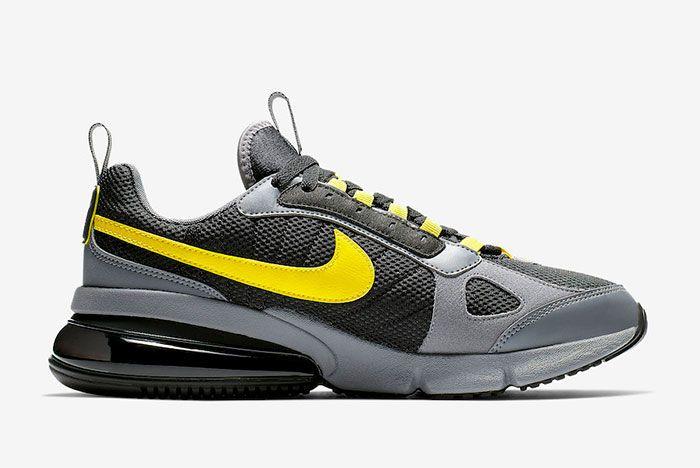 Nike Air Max 270 Futura Opti Yellow Ao1569 008 Side Shot 3