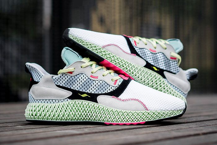 Adidas Zx 4000 Futurecraft Sneaker Freaker