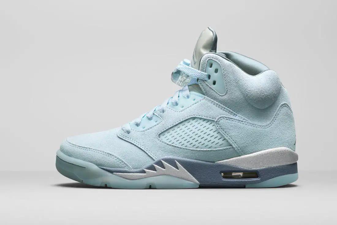 The Air Jordan 5 'Blue Bird' Sings a Sweet Tune