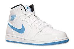 Air Jordan 1 Mid Legend Blue Thumb