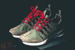 Adidas Originals Sl Loop Runner Army Thumb