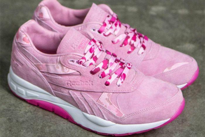 Camron Reebok Ventialtor Supreme Pink Monday 5