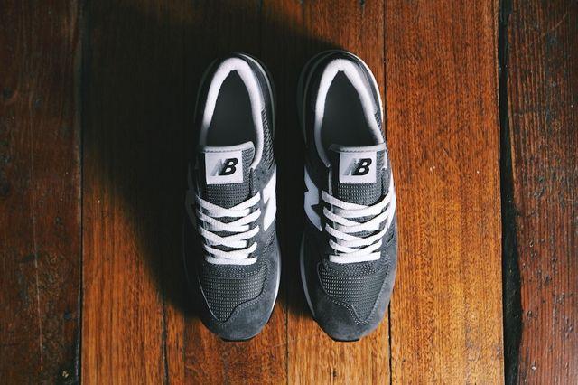 New Balance 990 Og Grey 3