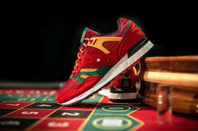 Packer Just Blaze Saucony Grid Sd Casino 12