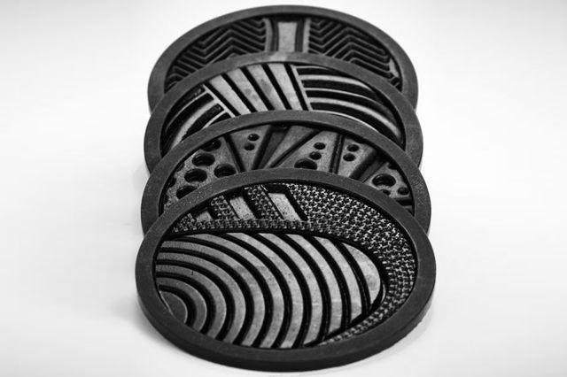Sneaker Grip Coasters