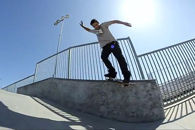 Prod Life Skateboarding 1