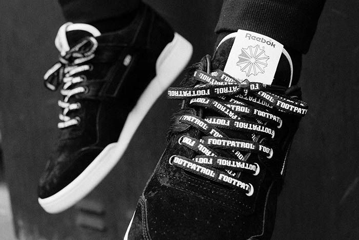 Footpatrol X Reebok Workout Lo Plus Blackbuck 5