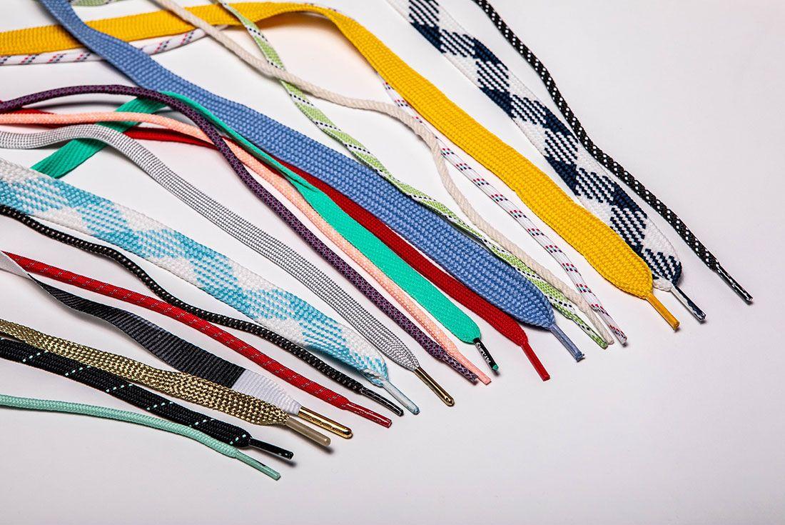 Various Sneaker Shoelaces