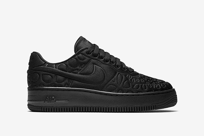 Nike Air Force 1 Upstep Se Black 5