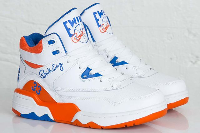 Ewing Athletics Guard Knicks 6