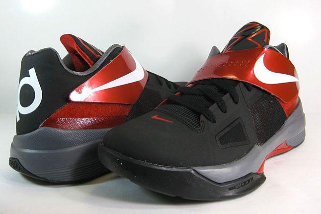 Nike Zoom Kd Iv Black Red 02 1