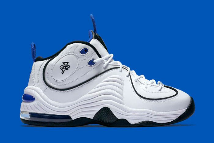 Nike Air Penny 2 Blue 4