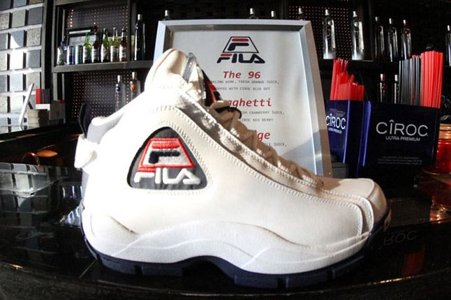 Fila The 96 Party With Papers 1