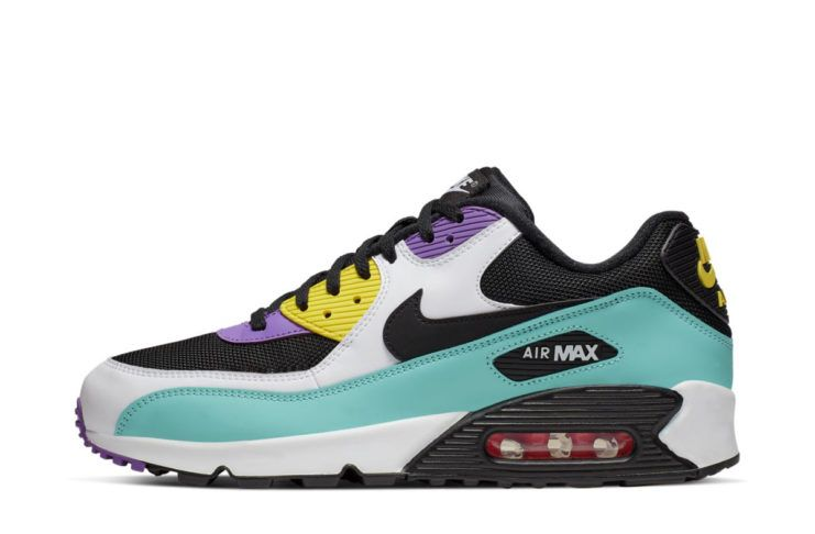 Air Max 90 Nike One Time Only Inspired Aj1285 0245 Side