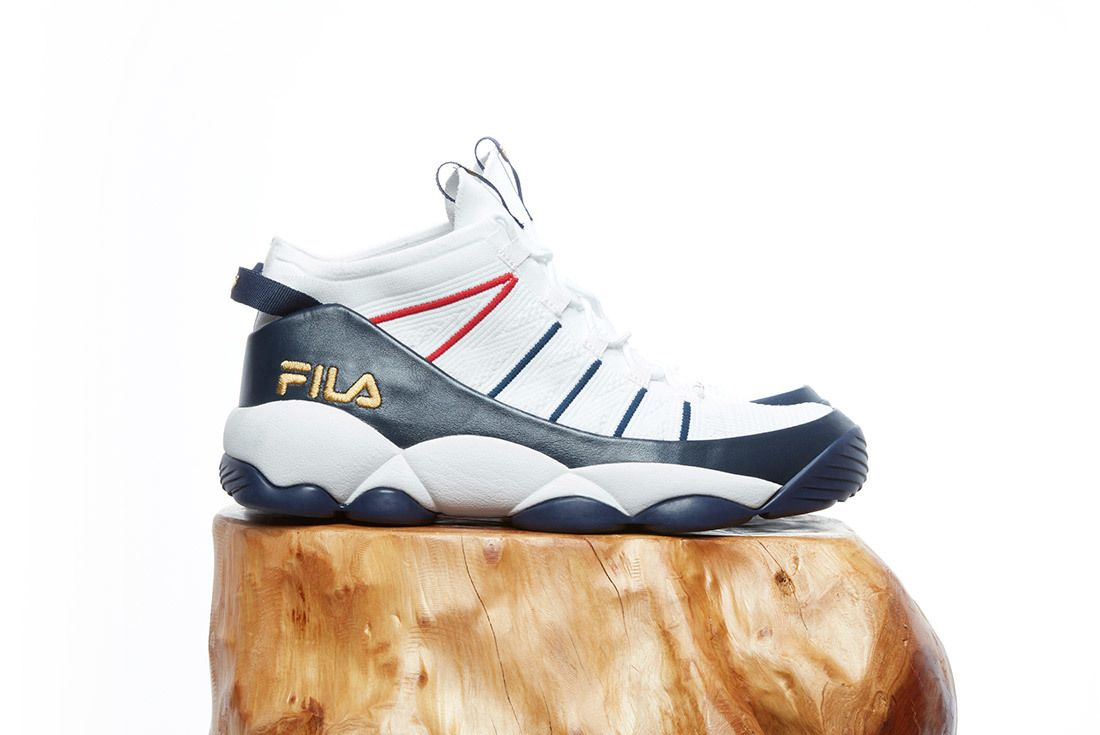 Fila All Conference Pack Mb Spaghetti Knit Original Tennis Varsity 5