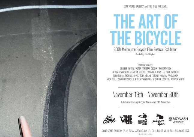 The Art Of The Bicycle 1