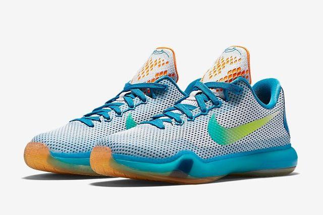 Nike Kobe 10 Gs High Dive 5