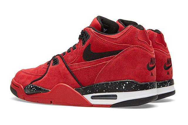Nike Air Flight 89 Red 3