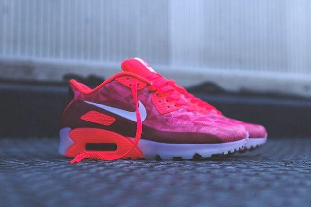 Nike Air Max 90 Ice Laser Crimson 8