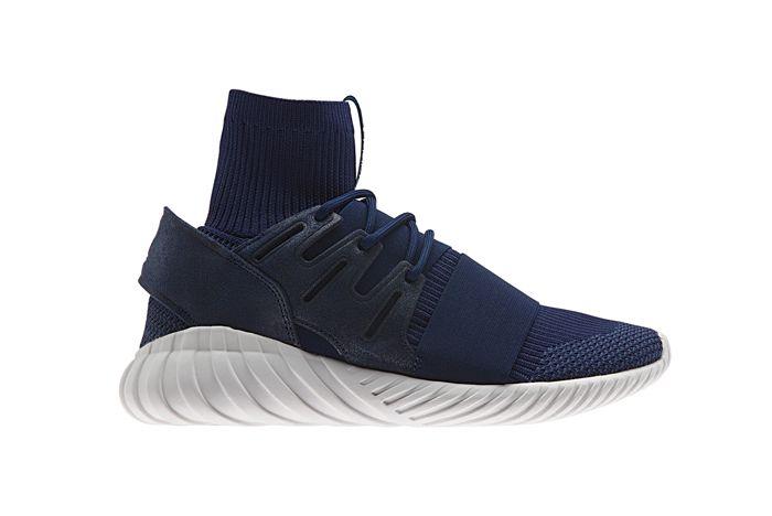 Adidas Tubular Doom Pk Navy And Grey2