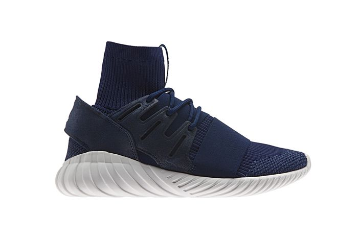 Adidas Tubular Doom Pk Navy And Grey2