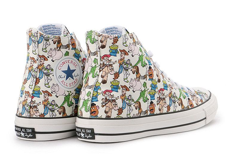 Toy Story Converse Collection Coming Soon 4