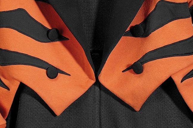 Adidas Jeremy Scott Tiger Tuxedo 3 1