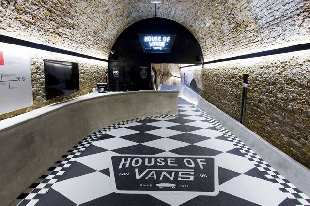 Look Inside The House Of Vans London 5