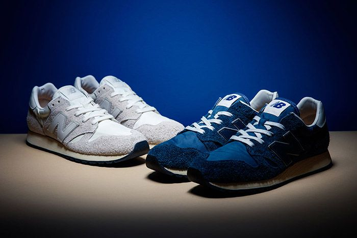 New Balance 520 Hairy Suede 5 1