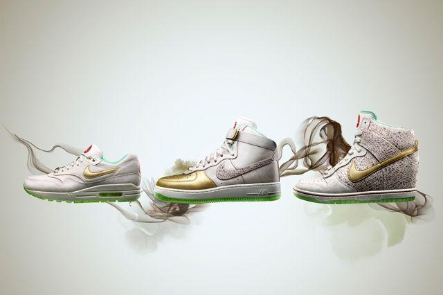 Nike Air Force 1 Yoth Womens