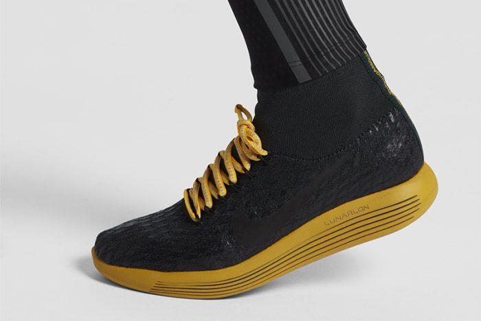 Nike Gyakusou Lunarepic Flyknit Shield Black 1