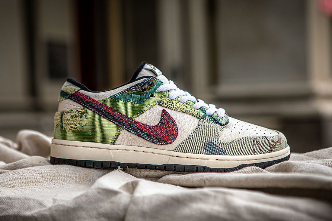 BespokeIND Craft the SB Dunk Low and Air Force 1 'Flows' Pack ...