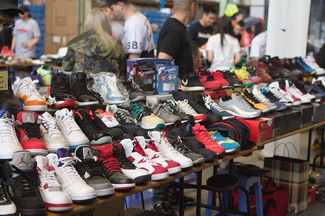 Hero Presents Sneaker Freaker Swap Meet Recap 36