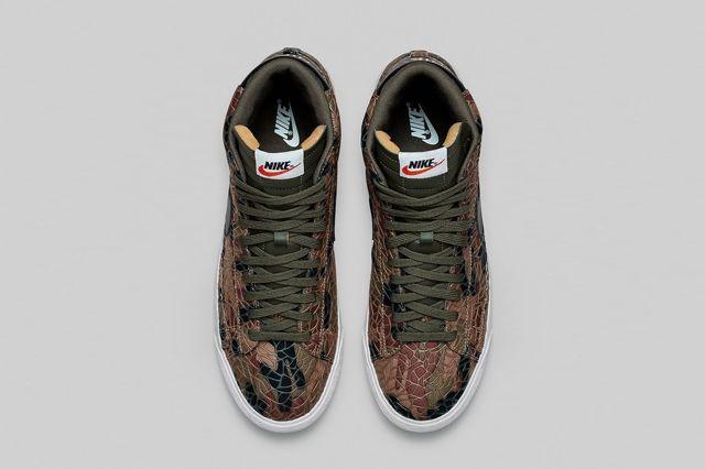 Nike Blazer Mid Safari Collection Bumper 5