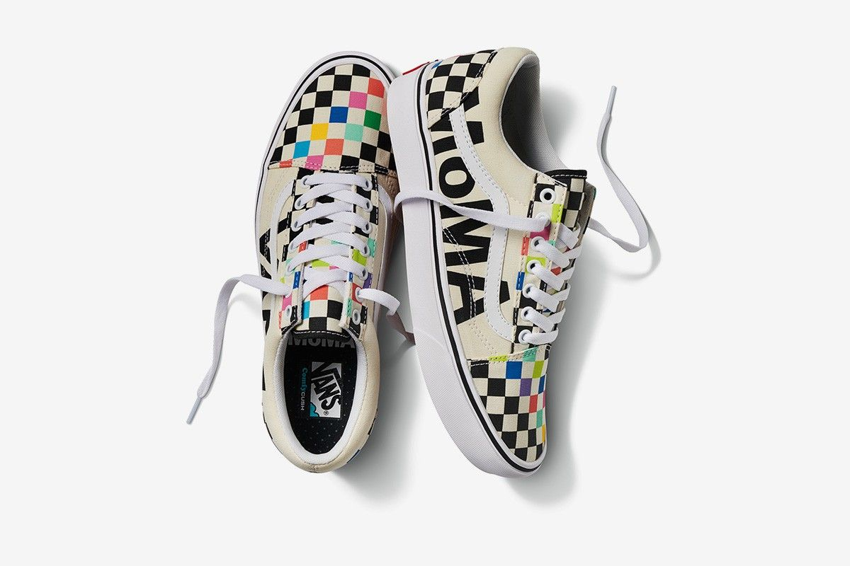 moma x vans collection
