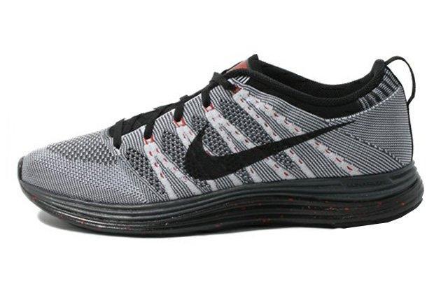Nike Flyknit Lunar 1 Black Sole 1