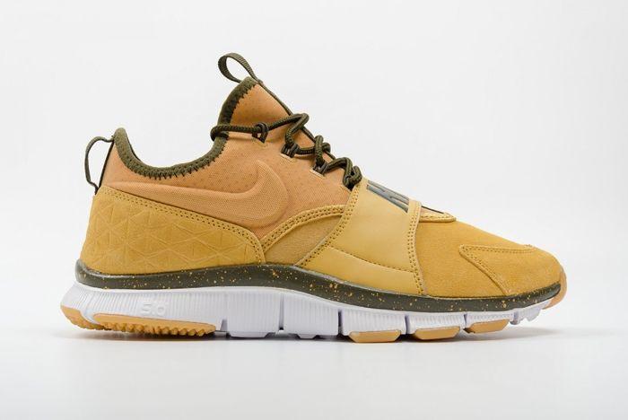Nike Free Ace Lthr Haystack 6