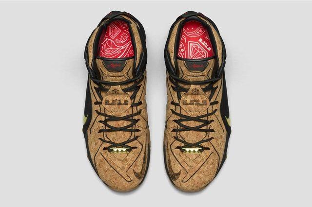 Nike Lbj 12 Kings Cork 4