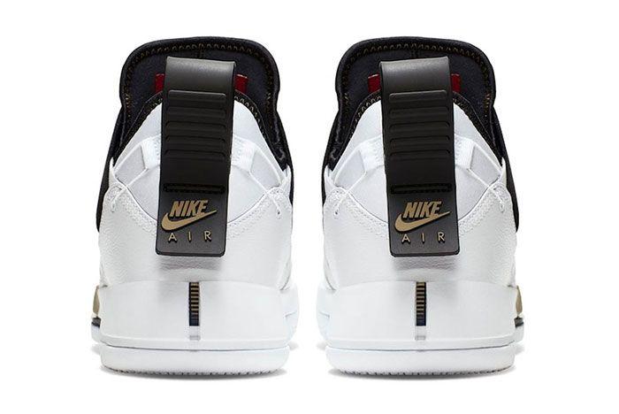 Air Jordan 33 Se Fiba Heel