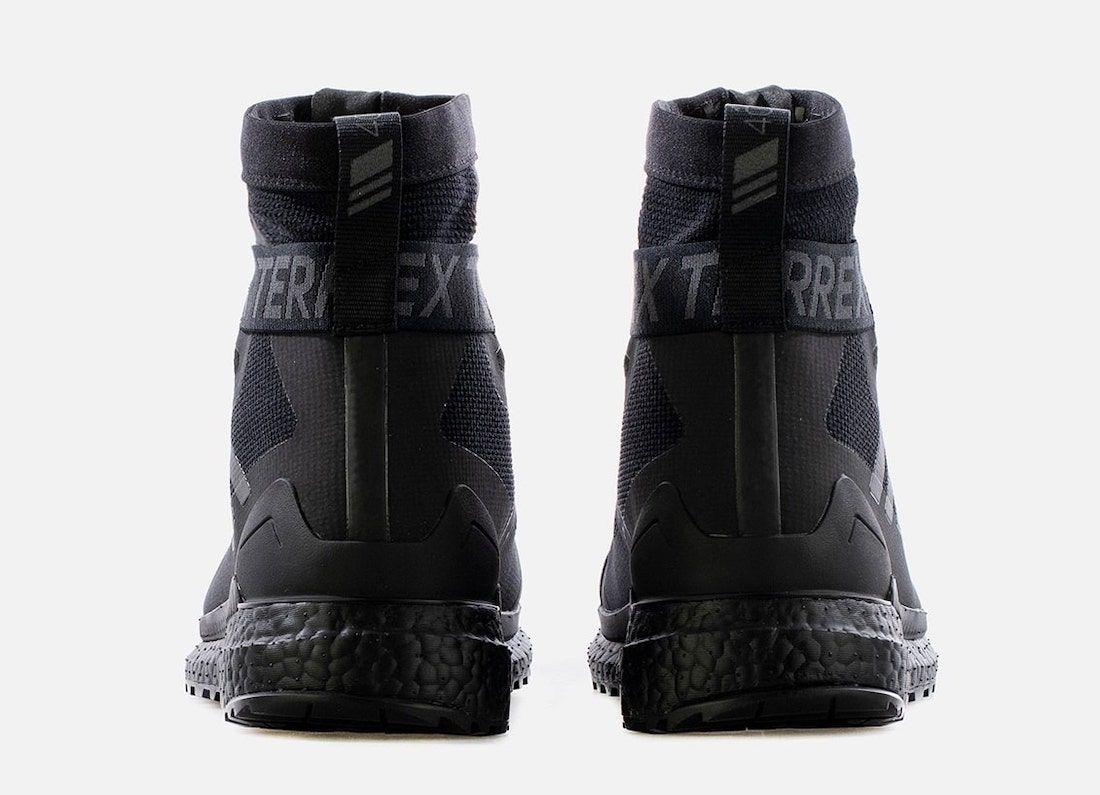 Pharrell Williams x adidas 'Triple Black' Pack