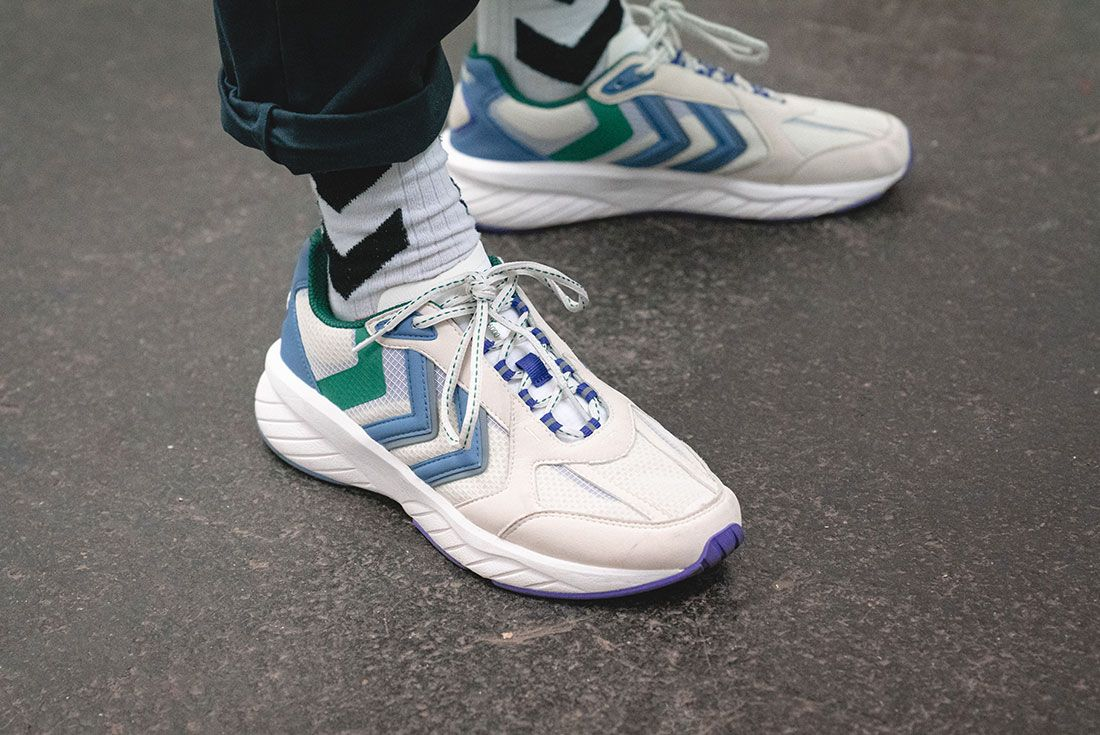 London Fashion Week Mens On Foot Sneaker Freaker Pics12