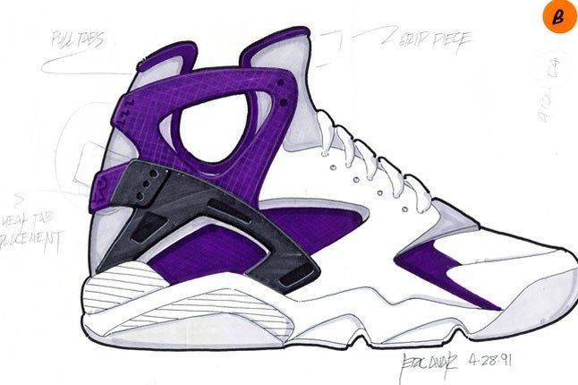 Nike Air Flight Huarache 6 1