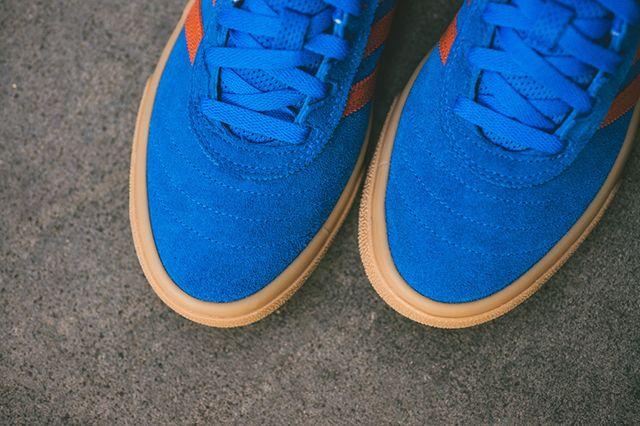 Adidas Skate Buseinitz Vulc Knicks 4